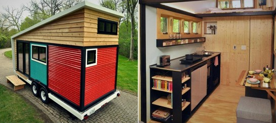 TOYBOX TINY HOME