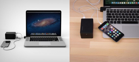 BATTERYBOX EXTERNAL PORTABLE MACBOOK BATTERY