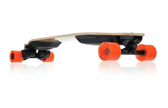 Boosted Dual+ Board seamless design