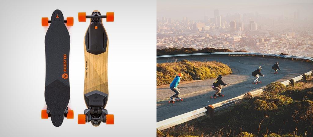 Boosted Dual+ Board | 2000W Electric Skateboard