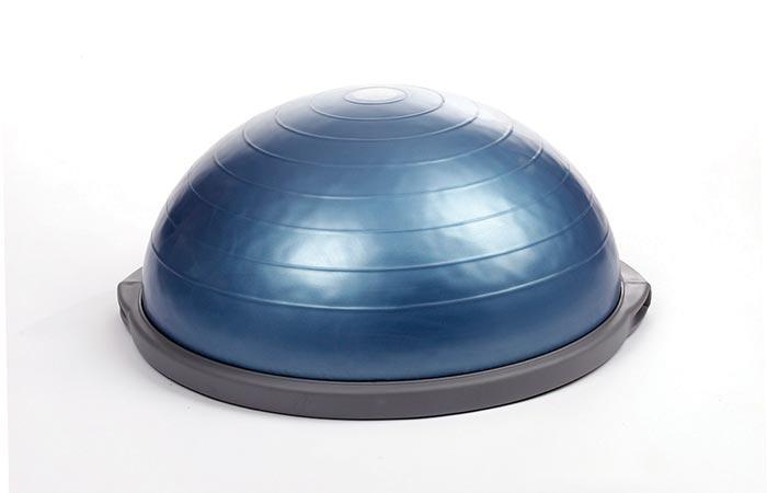 Bosu Balance Trainer shape
