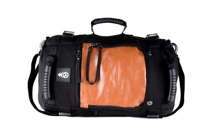 Drifter Backpack handles