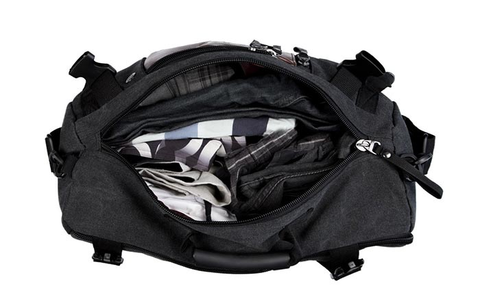 Drifter Backpack capacity