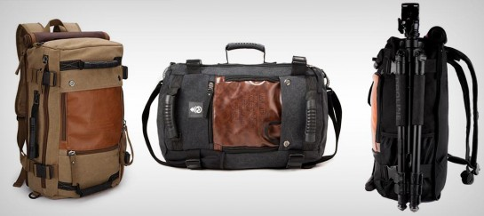 DRIFTER BACKPACK | BY SOVRN REPUBLIC