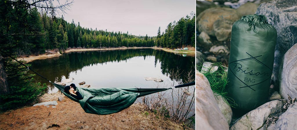 G2 Bison Bag | 2-in-1 Hammock and Sleeping Bag