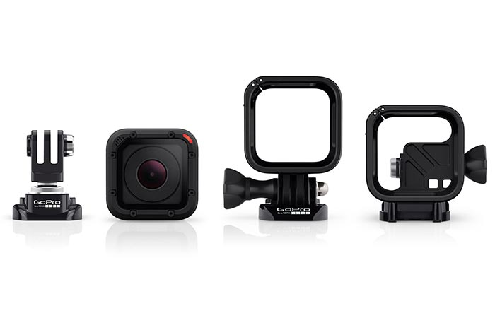GoPro Hero4 Session usability