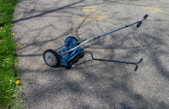 Great States 204-14 Deluxe Hand Reel Push Mower