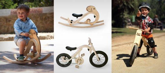 LEG&GO   8-IN-1 CHILDREN'S BICYCLE