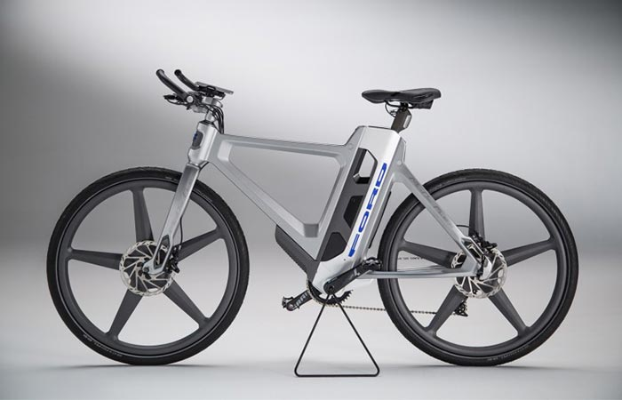 MoDe:Flex eBike multi-modal transporter