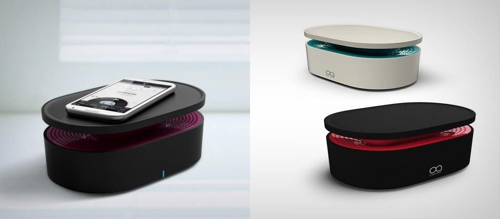 Oaxis Bento | Close Contact Induction Speaker