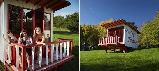 PIN-UP HOUSES | DIY TINY HOUSES