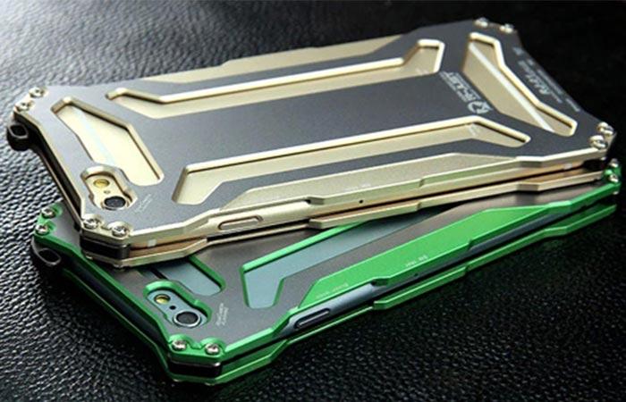 R-JUST Gundam iPhone 6 Plus Case material