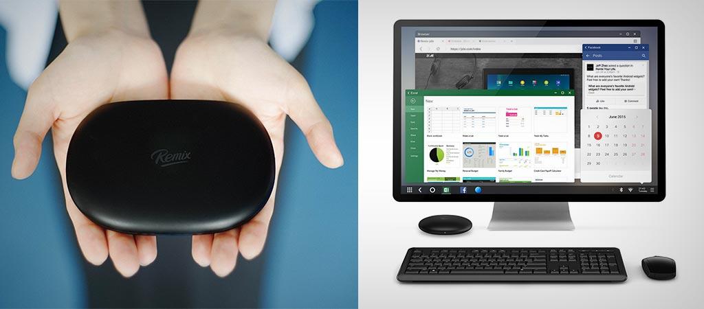 Remix Mini | Android PC
