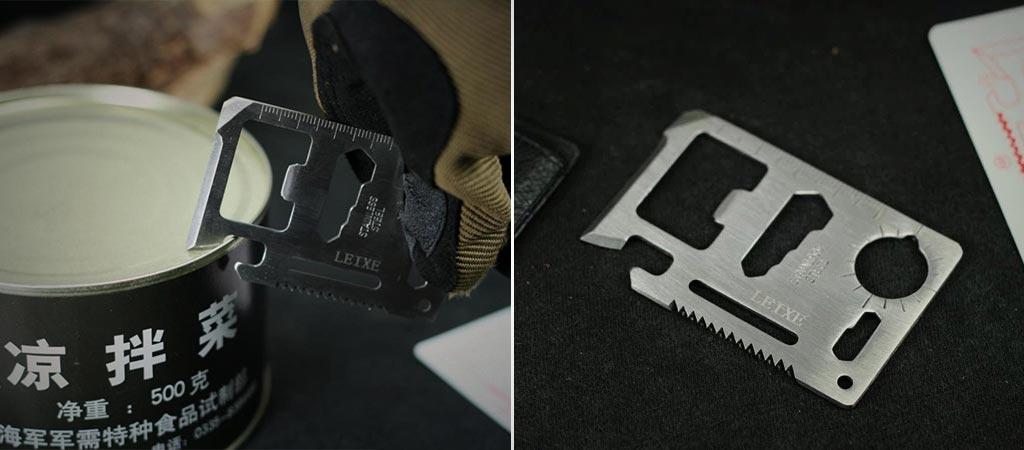 Saber Multi-Tool Card