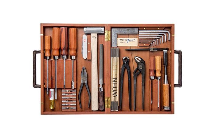 WohnGeist Tool Set box