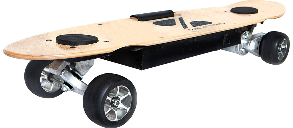 ZBoard pro electric skateboard