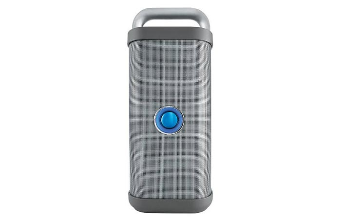 Big Blue Party Bluetooth Speaker omni-directional sound