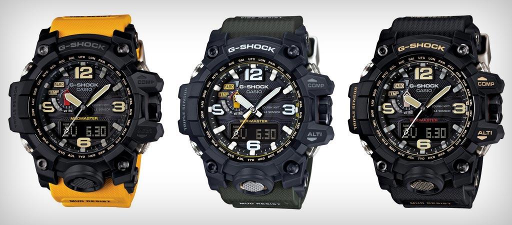 G-Shock Mudmaster watch