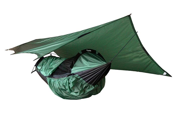 6 Hammock Tents You Should Know About For Your Next