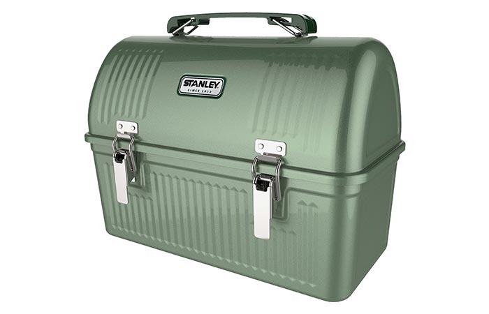 Classic Lunch Box durability