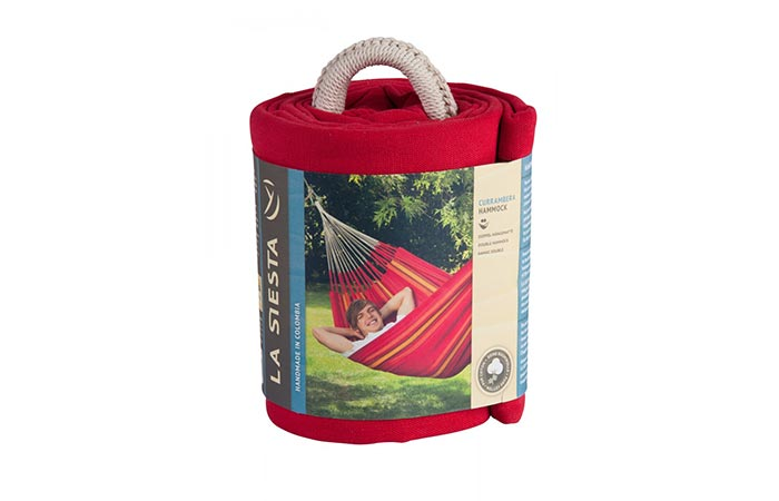 Currambera Colombian Double Hammock material