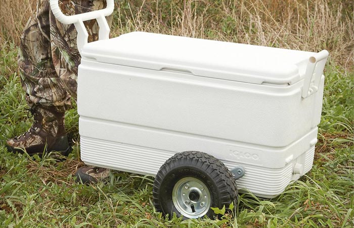 All terrain cooler from Igloo Coolers