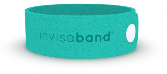 INVISABAND | ALL-NATURAL MOSQUITO REPELLENT BRACELETS