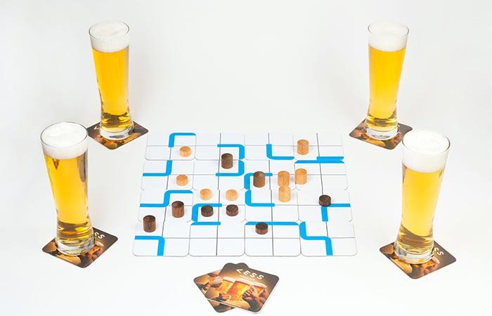 LESS Board Game origin