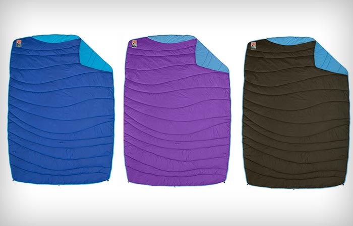 NEMO Puffin Blanket color variants