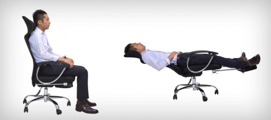 OFFICE CHAIR BED