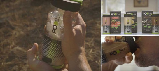 PODLIFE | PROTEIN IN PODS