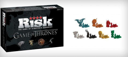Risk: Game Of Thrones Edition