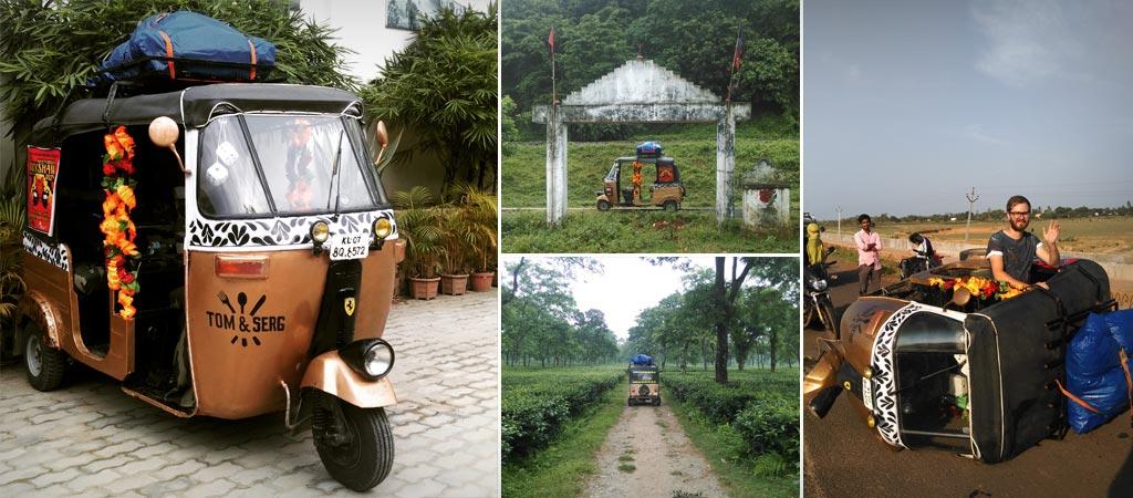 The Rickshaw Run - Charity Adventure