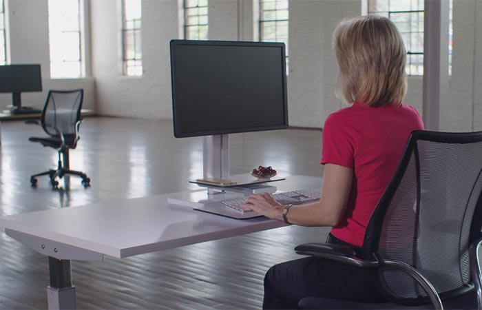 Sit2Stand Height Adjustable Workstation benefits