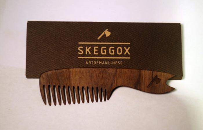 Skeggox Beard Combs medium comb