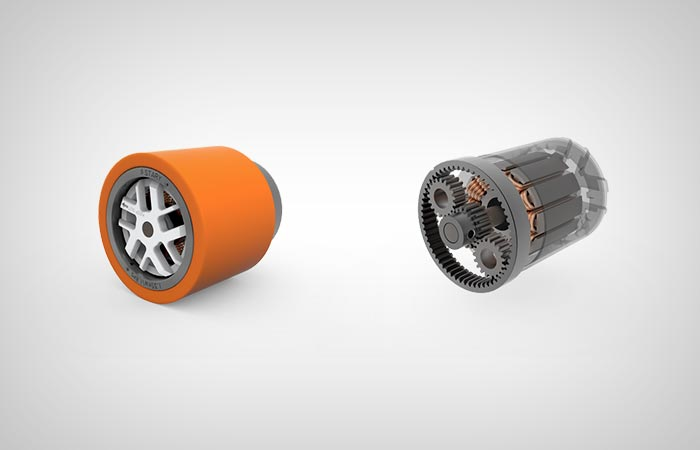 Stary Electric Skateboard gearbox