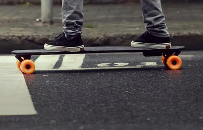 Stary Electric Skateboard performance