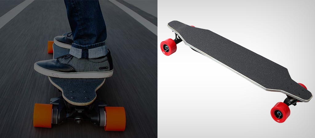 Street Devil Electric Skateboard by LuooV