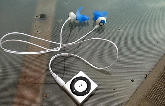 Swimbuds Sport & Underwater Audio iPod adaptability