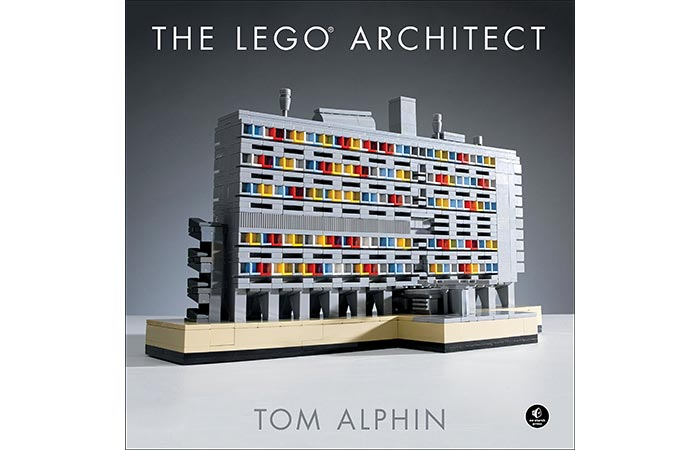 The LEGO Architect cover