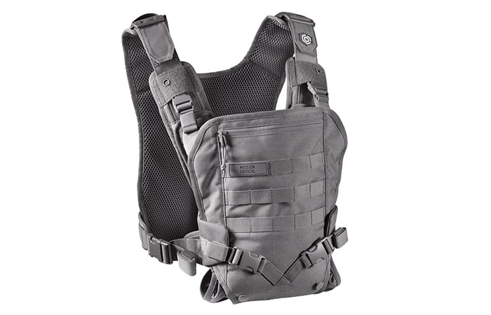 The Mission Critical Baby Carrier design