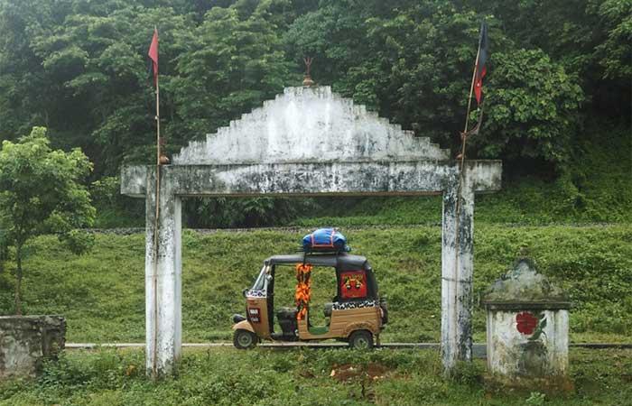 The Rickshaw Run adventure