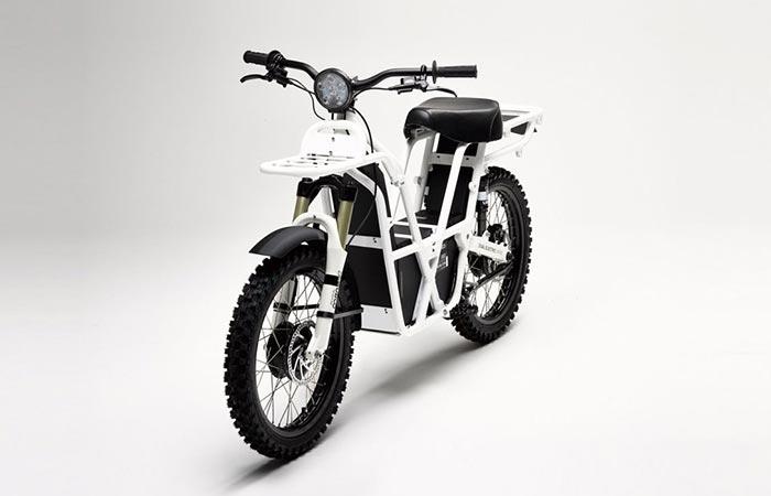 Ubco 2x2 Utility Bike performance