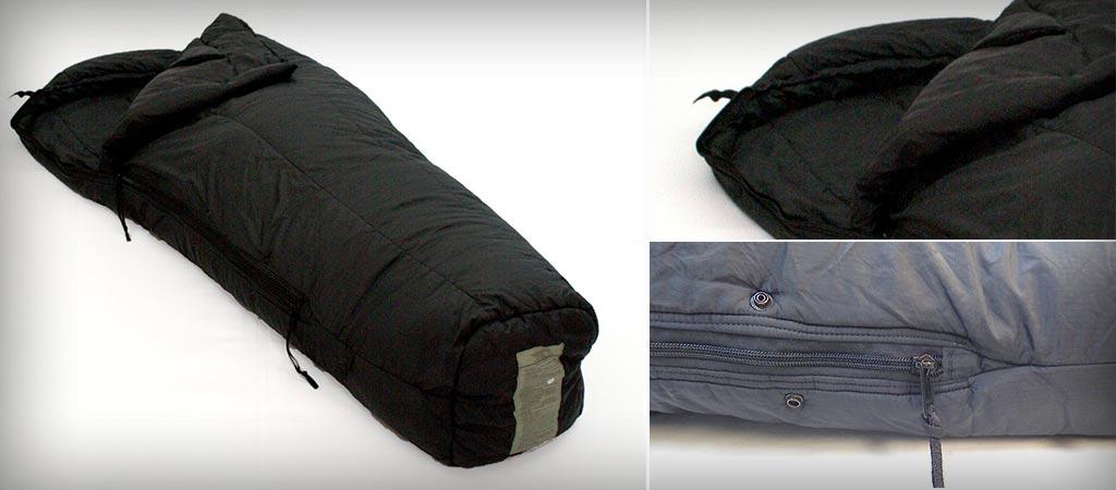 Us Military cold weather sleeping bag