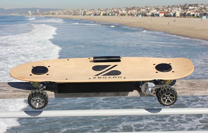 ZBoard Pro Electric Skateboard