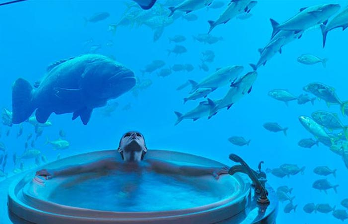 8 Underwater Resorts That Will Leave You Speechless
