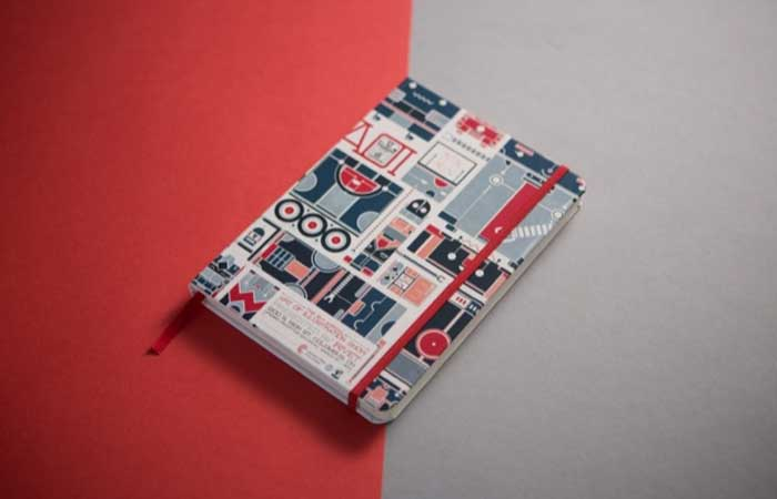 Book Block design