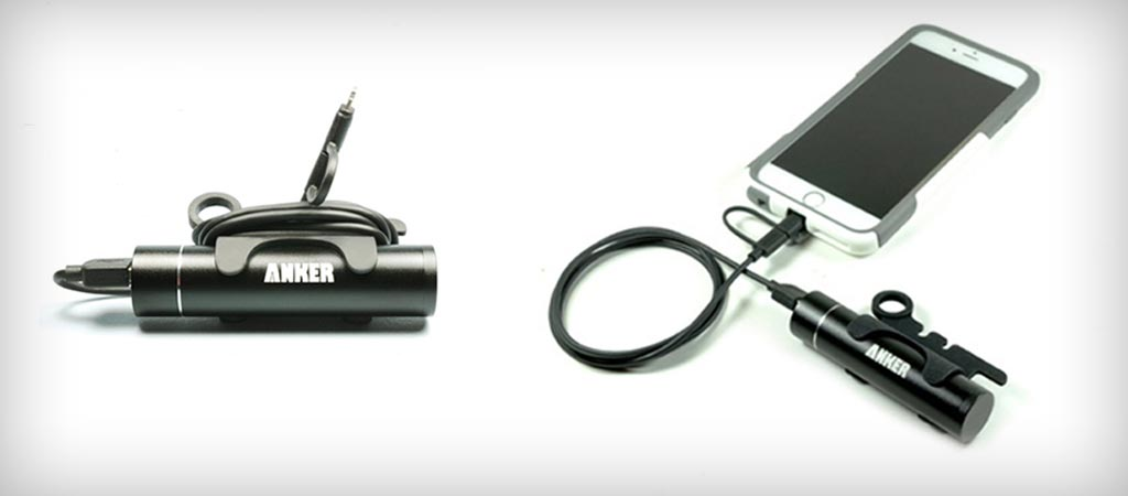 ClipCHARGE + -