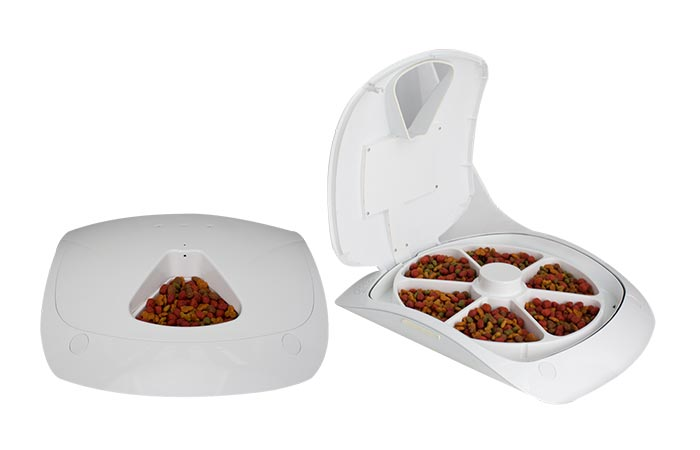 Feed and Go food tray