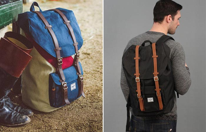 Little America Backpacks comfort